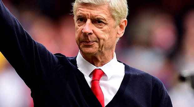 Arsenal manager Arsene Wenger won his fifth FA cup last year after his side beat Hull 3-2 in the final - ending the club's nine-year trophy drought