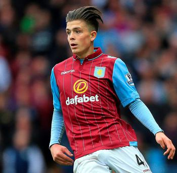 Jack Grealish is one of Aston Villa's biggest hopes of victory