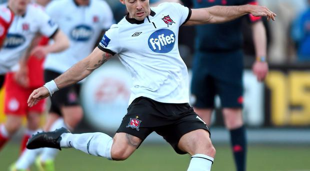 Dundalk's Richie Towell will be hoping to impress in Europe