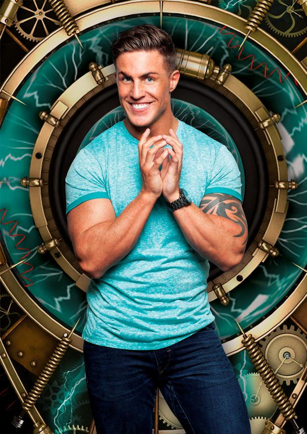 Undated handout photo issued by Channel 5 of Marc O'Neil from Kildare, Ireland, who entered the Big Brother house tonight, following the eviction of four of the current contestants. Photo: Channel 5/PA Wire