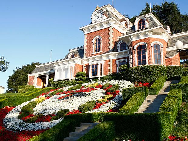 Neverland Ranch, California USA