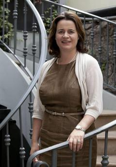CRITICISMS: 'What we do is reward the very big corporates — but not the guys who have their roots here,' says Elaine Coughlan