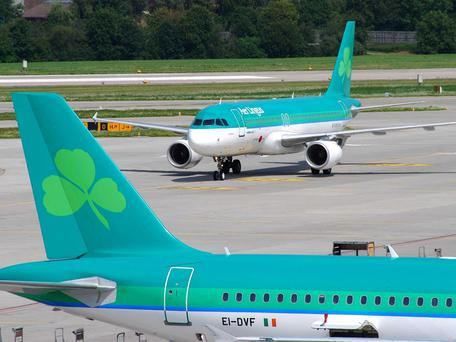 'One thing that may be reduced is Aer Lingus point-to-point travel. The days of providing routes based solely on Irish travellers' needs are over...'