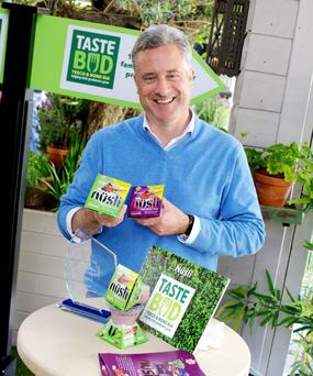 BEST NEW PRODUCT: 'I wish I'd known just how satisfying it is to create and launch something,' says Dermot Hanley