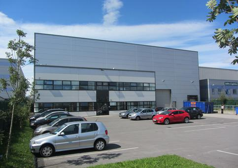 Unit 649 at Greenogue Business Park is available for €195,000 per year.