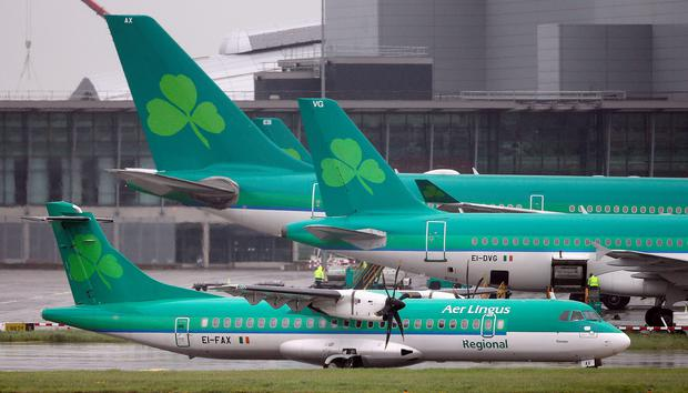 Like any business, Aer Lingus has had to change with the times. Likewise, government policy in relation to ownership of the airline has responded to that change (Niall Carson/PA Wire)