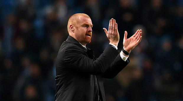 Burnley manager Sean Dyche believes there are positives to take from his side's relegation season