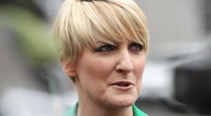 """""""Averil Power, four years a senator, was mistaken to resign from Fianna Fail so soon into a promising career"""" (Stephen Collins/Collins Photos)"""