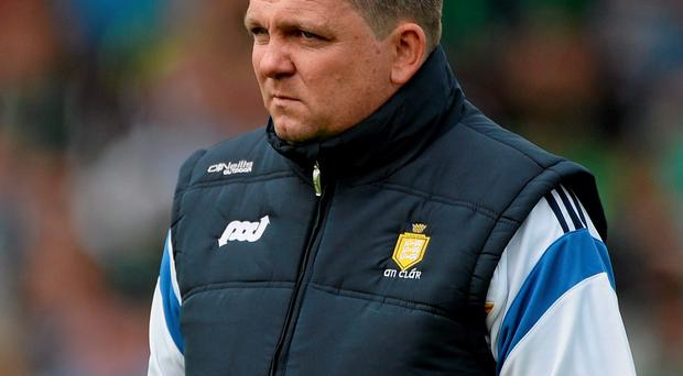 Davy Fitzgerald's Clare side suffered a one-point loss to Limerick last Sunday
