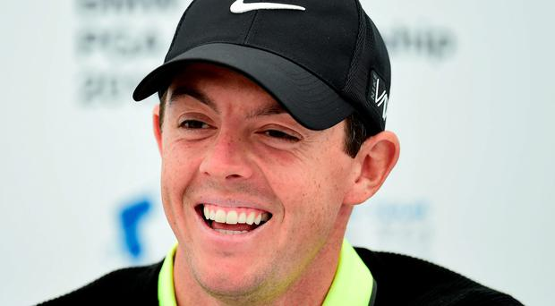 Rory McIlroy's Foundation hosted this year's Irish Open
