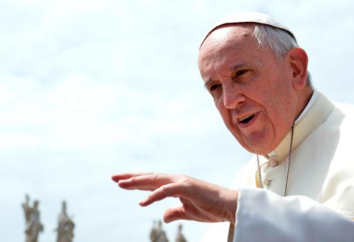 Pope Francis paints a compelling picture of environmental destruction, while carefully avoiding delving into the science which tells us that climate change is real and must be addressed