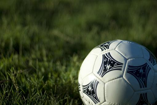 A teenage footballer (16) has died after collapsing on the field of play during a match today.