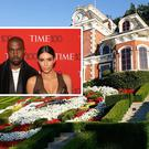 Kim and Kanye are said to be interested in Neverland Ranch