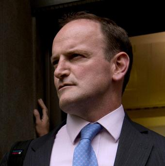 Ukip MP Douglas Carswell criticised comments made by party leader Nigel Farage
