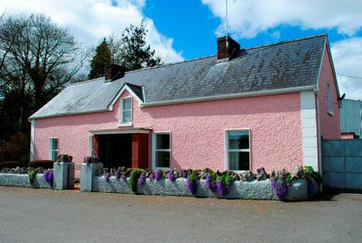 Top price:The cottage and 94ac at Garadice, Co Leitrim sold for €905,000