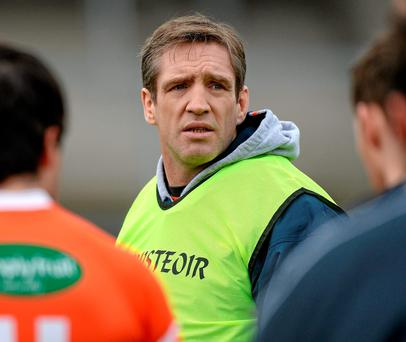 Kieran McGeeney believes there is a difference in refereeing styles, particularly when it comes to Ulster football