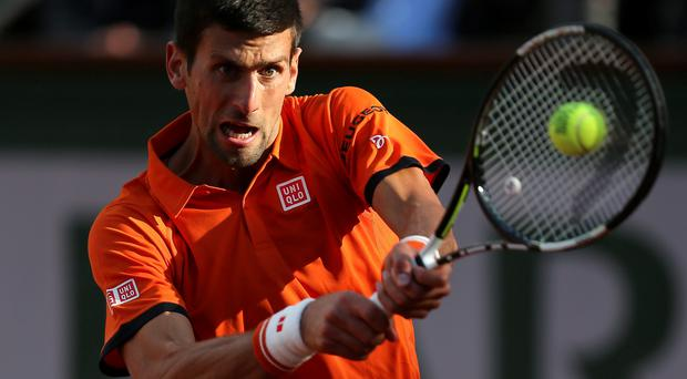 Novak Djokovic is looking to complete the first calendar Grand Slam since Rod Laver in 1969