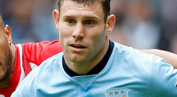 James Milner set to sign for Liverpool