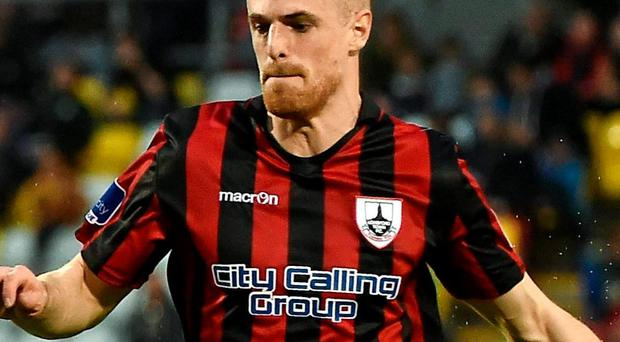 Martin Deady's winning spot-kick books Longford Town's place in last 16 of the FAI Cup