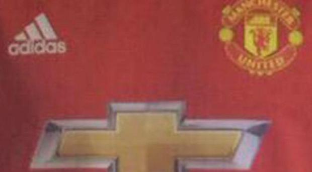 Has the new Man United home kit been leaked?