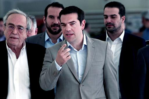 There was no sign of conciliation in what Alexis Tsipras had to say to Europe. If anything, the rhetoric has hardened.