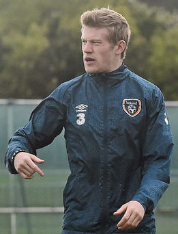 James McClean's Wigan Athletic side will play out next season in League One