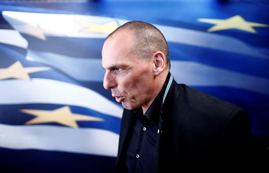Greek Finance Minister Yanis Varoufakis. Photo: Bloomberg