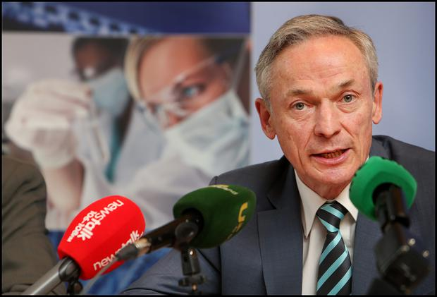 Jobs Minister Richard Bruton insisted the coalition will finish its five-year term before calling an election
