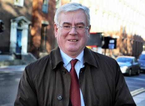 Labour TD Eamon Gilmore: championed gay marriage poll