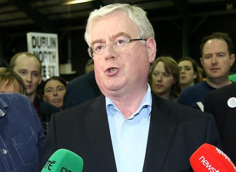 Eamon Gilmore has long been one of the most polished performers at Leinster House