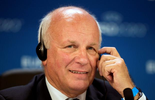 English Football Association chairman Greg Dyke