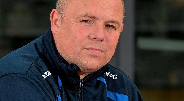Waterford manager Derek McGrath sees a time in the future when his team 'opening up' will be part of the plan