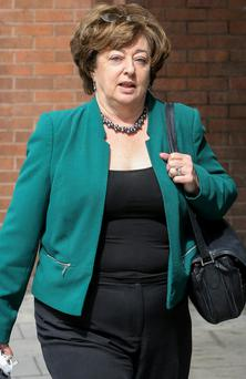 Independent TD Catherine Murphy is accused of abusing Dáil privilege