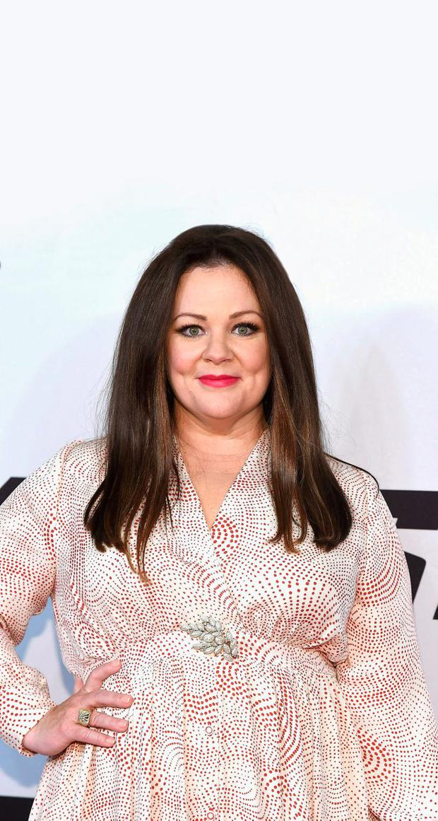 Melissa McCarthy attends the