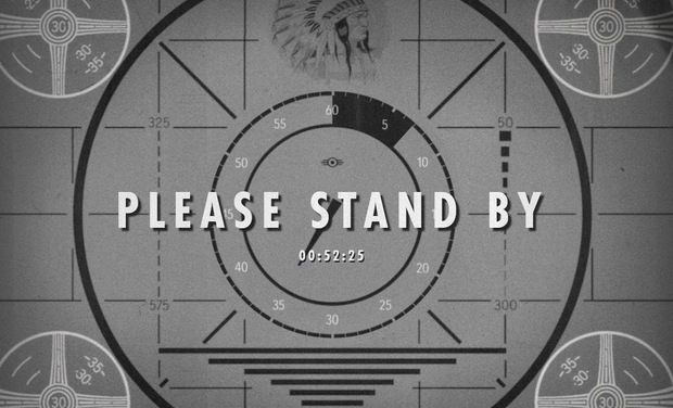 The Fallout 4 countdown timer earlier today