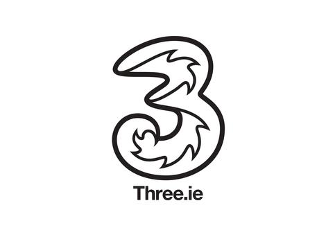 3 Ireland is now the second biggest mobile provider in the country. It has a 32pc market share with market leader Vodafone on 39pc.