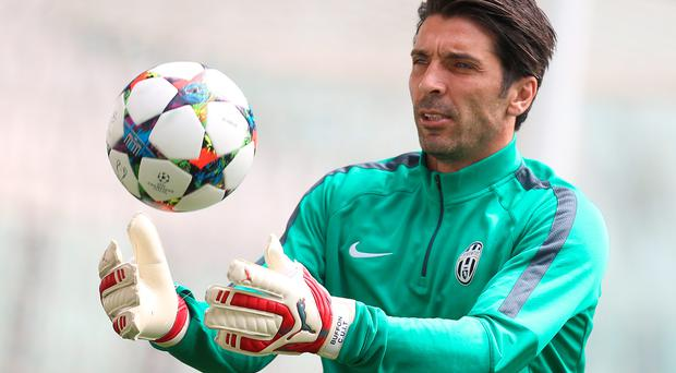 It's 12 years since Juve goalkeeper Gianluigi Buffon suffered penalty shoot-out heartache in the Champions League final against AC Milan