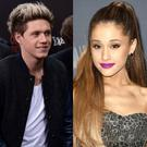 Niall Horan (left) and Ariana Grande (right)