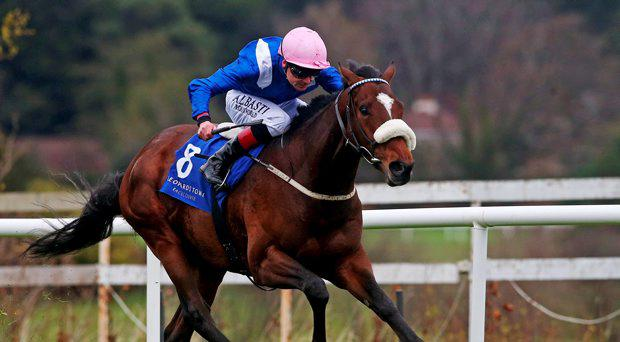 File photo dated 12-04-2015 of Zawraq ridden by Pat Smullen