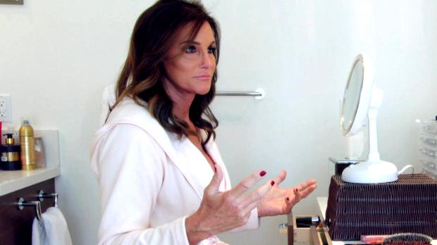 Caitlyn Jenner in a teaser for her new E! docuseries