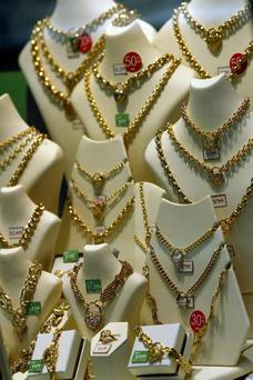 Jewellery (Getty stock image)