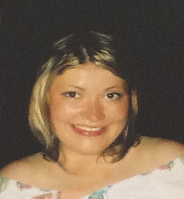 Jenny O'Riordan, who died in 2002 due to Cardiomyopathy.