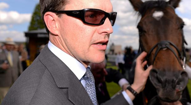 Aidan O'Brien will send out three horses at the Epsom Classic