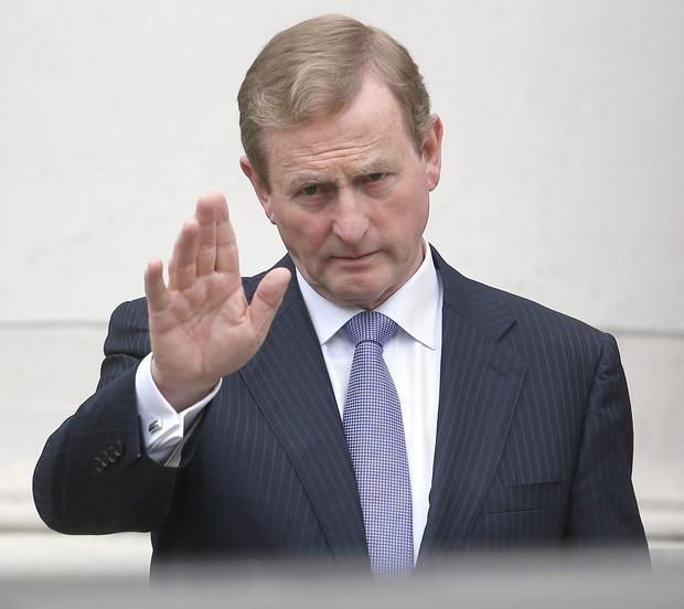 'Mr Enda Kenny's government promised an additional €35m annually for mental health'