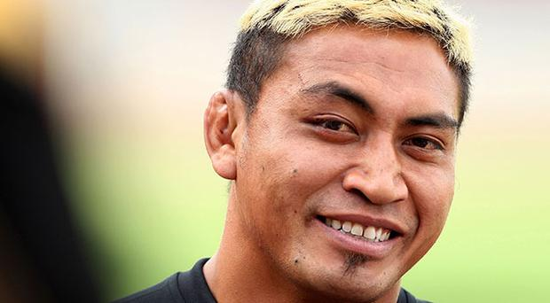 Former All Black Jerry Collins