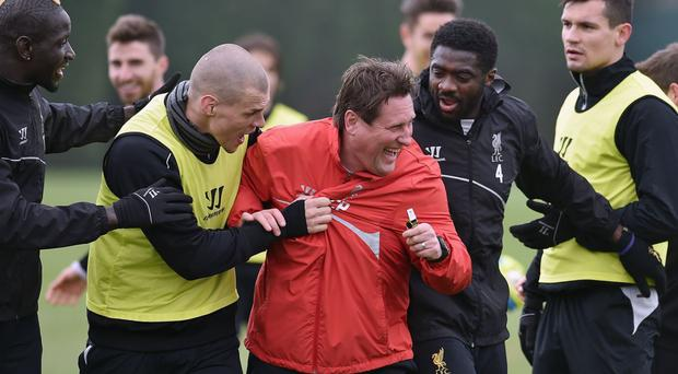Colin Pascoe is set to leave Liverpool