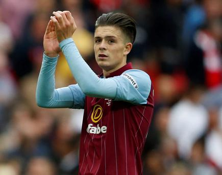 Jack Grealish is set to return for Villa