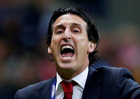 Sevilla coach Unai Emery was reportedly the No 1 candidate to replace Sam Allardyce at Upton Park but he has instead opted to oversee the Andalusians' tilt at the Champions League