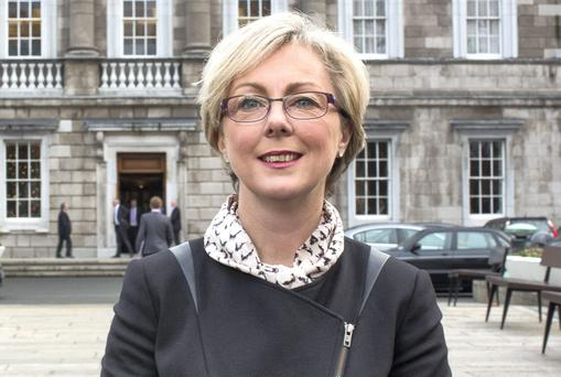 Fine Gael TD Regina Doherty wrote to Garda Commissioner