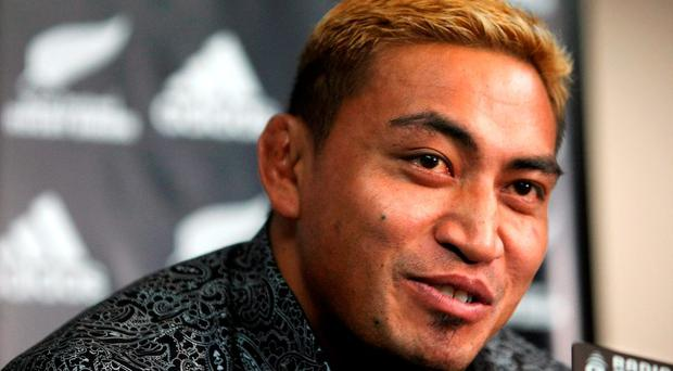Jerry Collins. Photo: Getty Images